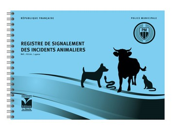 Registre de Signalement incidents Animaliers